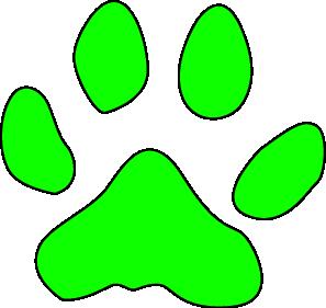 paw-green